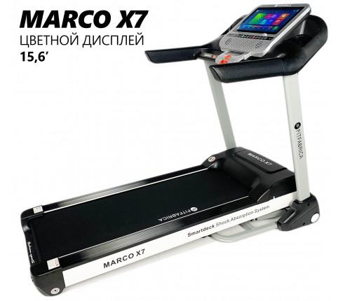 Беговая дорожка FITFABRICA MARCO X7